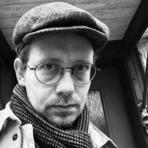 Sascha Erni, mit Schal und Mütze aber ohne Kamera
